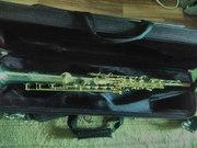 саксофоны,  труба